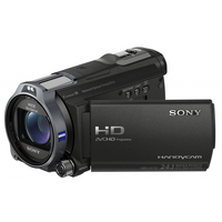 Sony CX730E Videocamera Full HD con memoria flash
