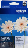 Brother LC39BK Nero cartuccia d