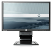 "HP Compaq LA2006x 20"" HD TN+Film Nero monitor piatto per PC"