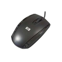 HP 505062-001 USB Ottico Nero mouse