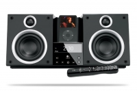 Logitech Pure-Fi EliteT High-Performance Stereo System for iPod 80W Nero docking station con altoparlanti