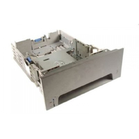 HP 500-sheet input tray