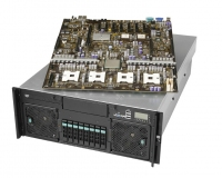 Intel SFC4UR 4U Nero sistema barebone per server