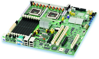 Intel Server Board S5000VSASASR Intel 5000V LGA 771 (Socket J) SSI EEB server/workstation motherboard