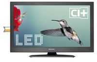"Salora 46LED7100C 46"" Full HD Nero LED TV"