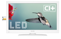 "Salora 46LED7110CW 46"" Full HD Bianco LED TV"