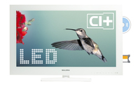 "Salora 32LED6115CDW 32"" Full HD Bianco LED TV"