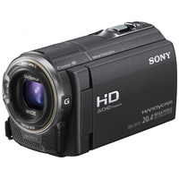 Sony CX570E Videocamera Full HD con memoria flash