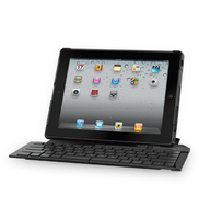 Logitech Fold-Up Keyboard for iPad 2 Bluetooth Norvegese Nero tastiera per dispositivo mobile