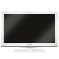 "Toshiba 22DL704B 22"" Full HD Bianco LED TV"