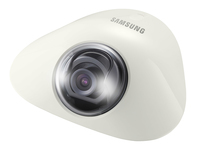 Samsung SCD-2010F IP security camera Interno e esterno Cupola Avorio
