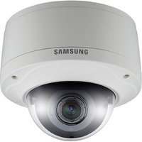 Samsung SCV-2080 IP security camera Interno e esterno Cupola Avorio