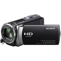 Sony CX190E Videocamera Full HD con memoria flash