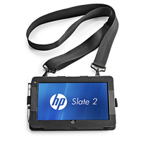 HP H1A17AA Custodia a libro Nero custodia per tablet