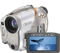 Canon HR10 2.96MP Argento