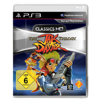 Sony The Jak and Daxter Trilogy PlayStation 3 Tedesca videogioco
