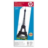 HP Premium Plus High-gloss A4 Molto lucida Bianco carta fotografica