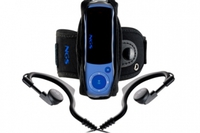NGS Blue Popping 4GB MP3 4GB Blu