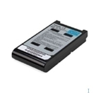 Toshiba Battery Pack (Li-Ion, 6 cellen, 4400mAh) Ioni di Litio 4400mAh batteria ricaricabile