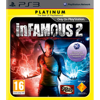 Sony inFAMOUS 2 PlayStation 3 videogioco