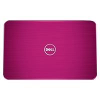 DELL 17R Lotus Pink Lid