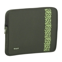 "Targus Notebook Skin - Green Tribal 15.4"" Custodia a tasca Nero"