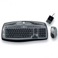 Logitech Cordless Desktop MX 3000 Laser RF Wireless tastiera