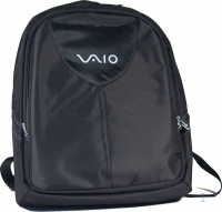 "Sony VAIO backpack 17"" Zaino Nero"