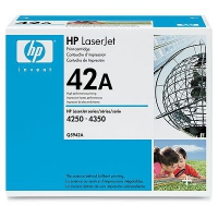 HP 42A Laser cartridge 10000pagine Nero