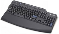 Lenovo Enhanced Performance USB Keyboard (Latin American Spanish) USB QWERTY Nero tastiera