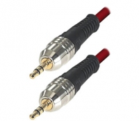 Equip Audiocable 3.5mm Jack 5m Rosso cavo audio