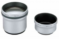 Sony 58mm 1.7X High Grade Telephoto Lens for the DSCV3 Argento