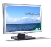 "Acer AL2416WBsd 24"" monitor piatto per PC"