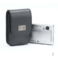 Case Logic Leatherlook Compact Camera Case Small Nero