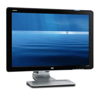 "HP w2408h 24"" Nero, Argento monitor piatto per PC"