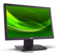 "Acer Essential 193WL 19"" Nero monitor piatto per PC"