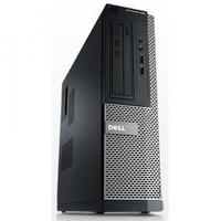 DELL OptiPlex 390 3.3GHz i3-2120 Scrivania Nero PC