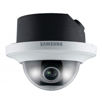 Samsung SND-7080F IP security camera Interno e esterno Cupola Avorio