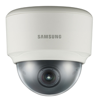Samsung SND-7080 IP security camera Interno e esterno Cupola Avorio