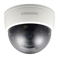 Samsung SCD-2080R IP security camera Interno e esterno Cupola Avorio