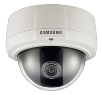 Samsung SCV-2081R IP security camera Interno e esterno Cupola Avorio