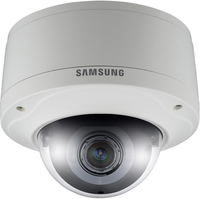 Samsung SCV-3080 IP security camera Interno e esterno Cupola Avorio