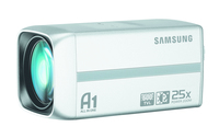 Samsung SCZ-2250 IP security camera Interno e esterno Argento