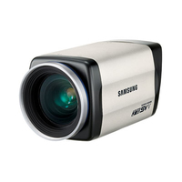 Samsung SCZ-3370 IP security camera Interno e esterno Nero, Argento