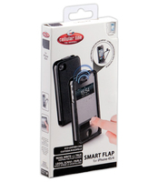 Cellularline SMART FLAP for iPhone 4S/4 Custodia a libro Nero