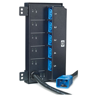HP 5xC13 Intelligent PDU Extension Bars G2 Kit alimentatore per computer