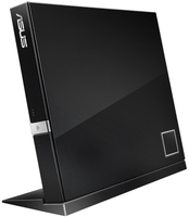 ASUS SBW-06D2X-U Blu-ray Writer - BD-R/RE Support - 24x CD Read/24x CD Write/16x CD Rewrite
