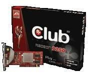 CLUB3D RADEON 9250 256MB DDR GDDR
