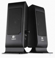 Logitech OEM S100 Speakers Black (EU) 2.5W altoparlante