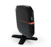 Acer AspireRevo L70 1.65GHz E-450 USFF Nero Mini PC